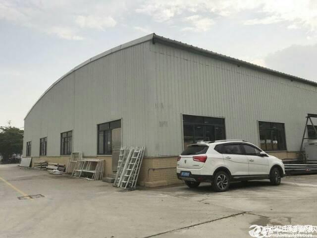 番禺仓库/厂房出租,面积1320平方,中高11米,滴水8米。。