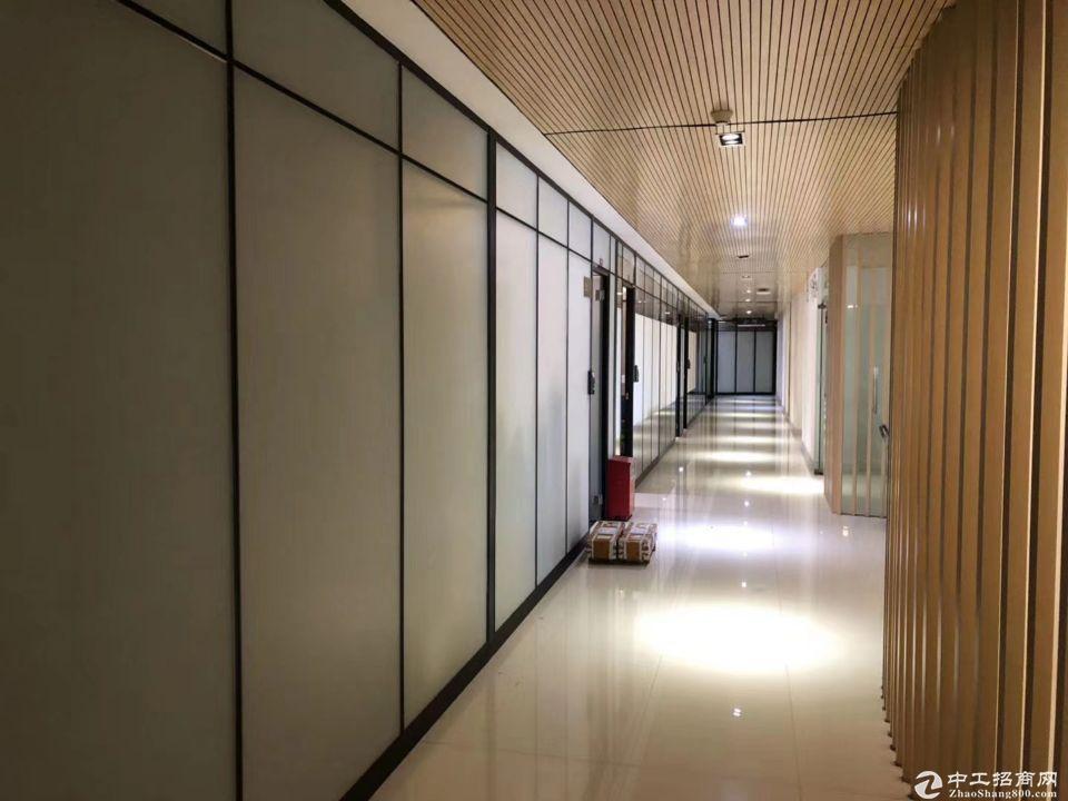 黄埔开发区创新生物医药园区精装修2493平招租大小分租