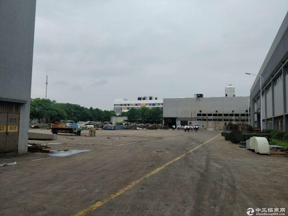 广州从化工业园区高台仓库5000  大小可分出租