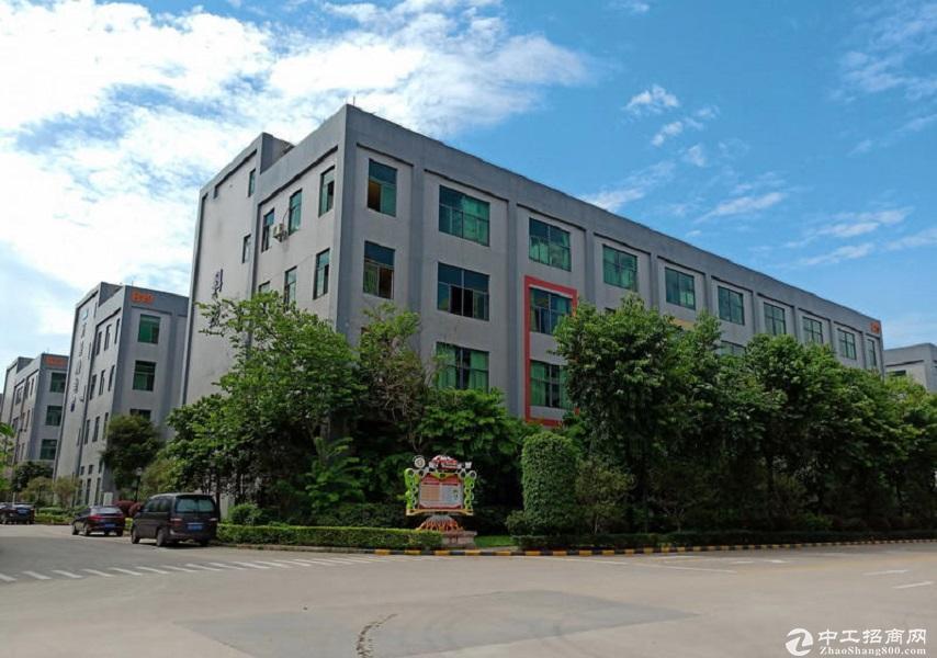 广东韶关工业园5000平标准厂房仓库出租 适合各行业 可进出大车