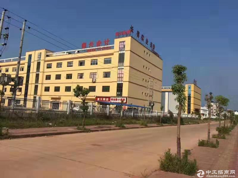 景德镇芦田产业基地标准厂房1000㎡出售(不动产证)