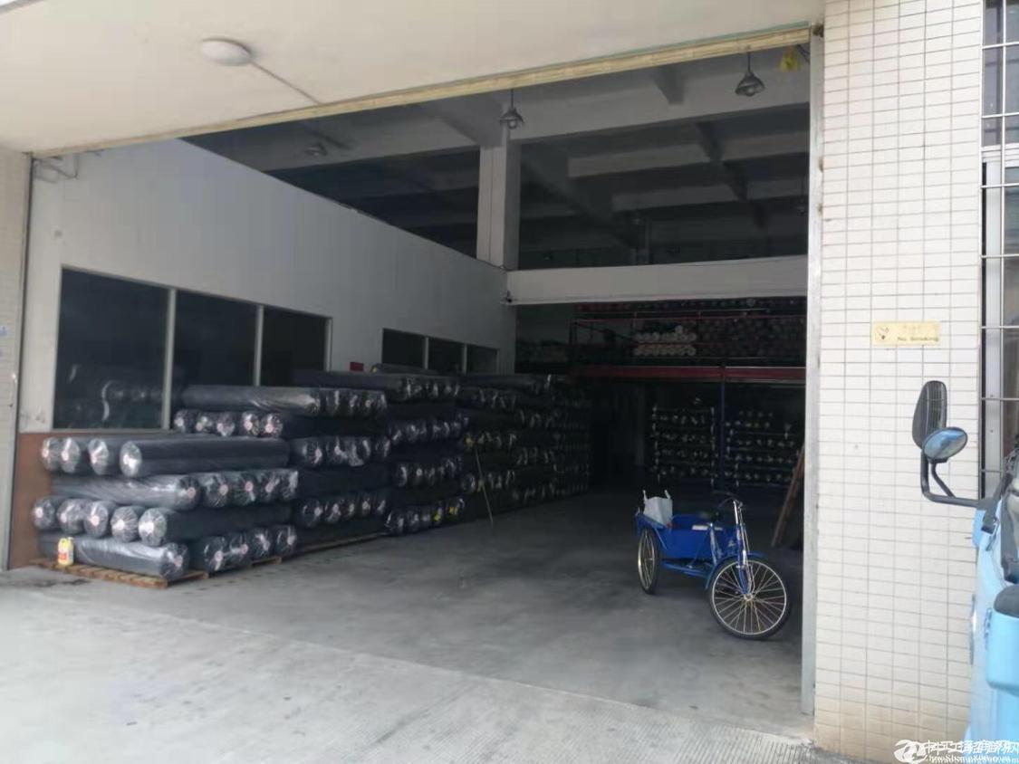 钟村大型工业园内标准一楼420方证件齐全出租