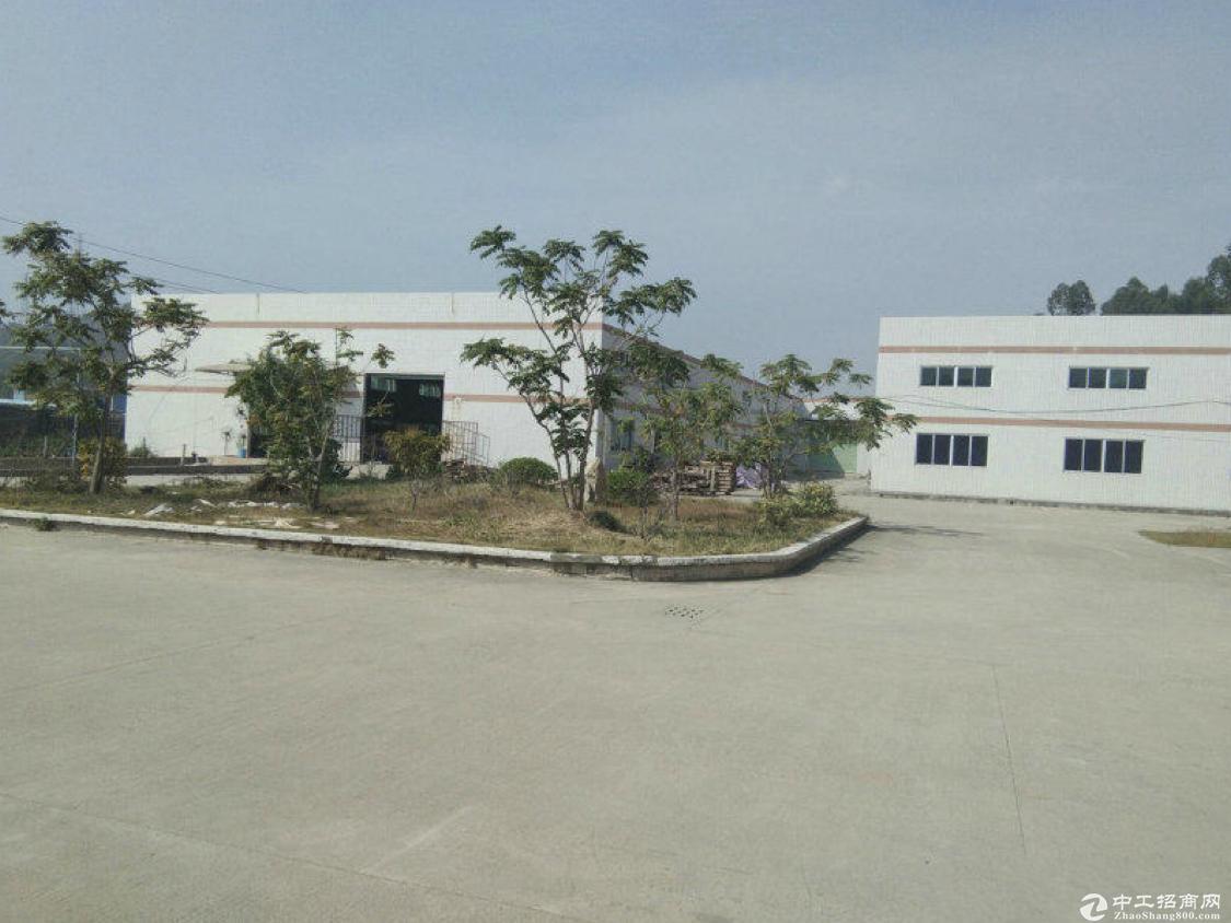 黄埔区高速口独院钢构2130平米出租