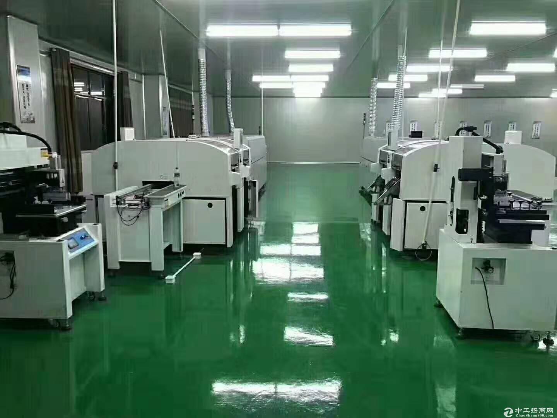 龙岗南联大型电商产业园精装80到2400平办公室厂房仓库出租可分租