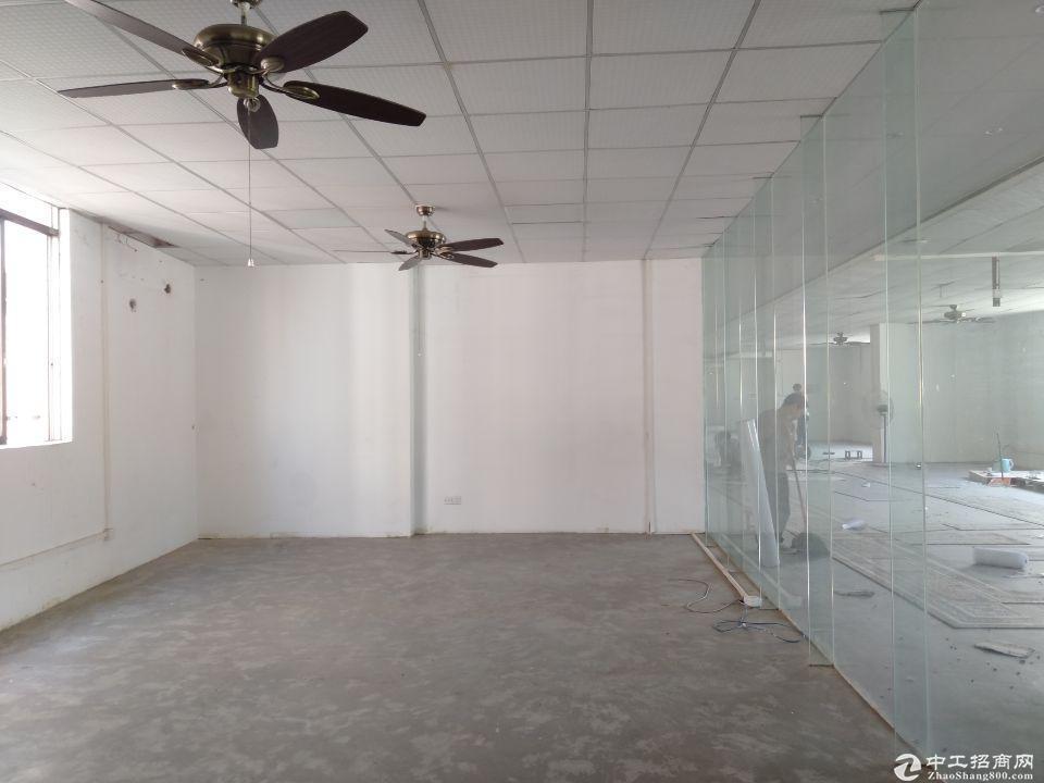 大石镇新出原房东工业厂房二楼三楼每层850平米招租证件齐全
