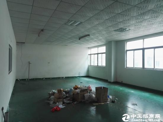 龙华裕景泰工业园一楼4000平厂房出租300平起分租仓库出租可分租