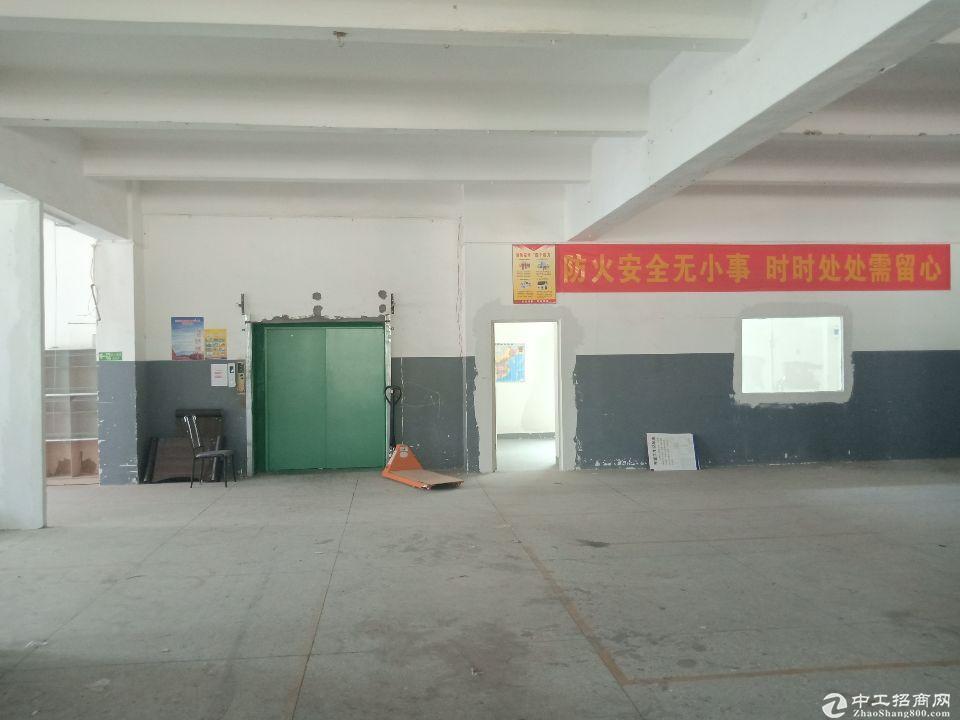 石井三楼980平水电齐全急租!!院内空地大  可做仓库 小加工