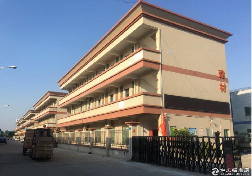 新出靓房!广东江门台山4200平标准厂房仓库出租 可分租 可办环评