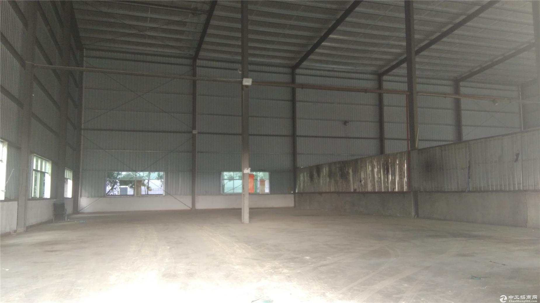 石岩独院招租实用面积适合各种工厂加工仓库快递物流仓储