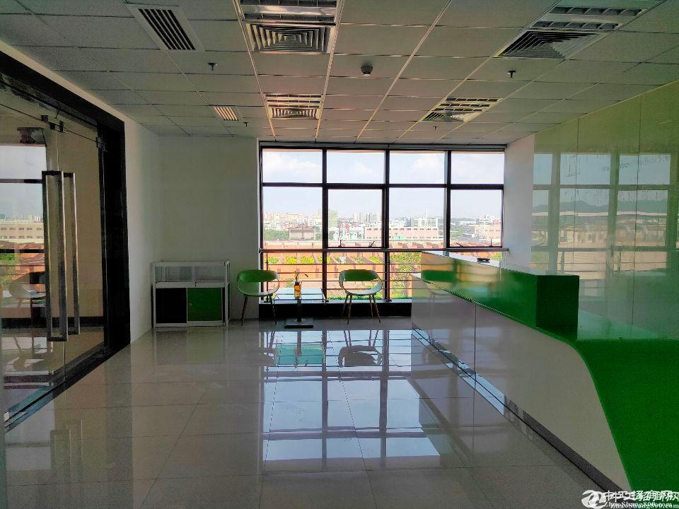 广州开发区黄埔原房东带装修标准厂房1510平米出租