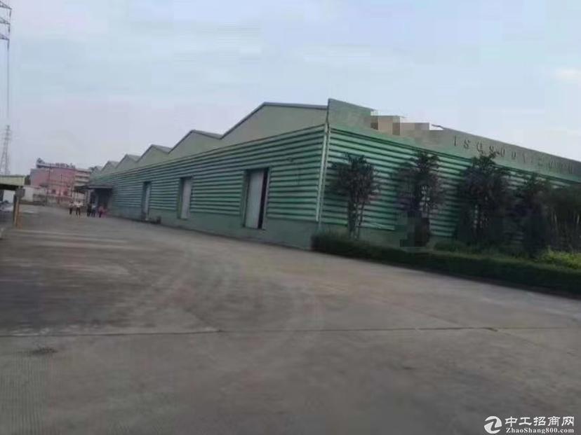 龙华梅林关附近8米高物流仓库40000平方厂房出租大小可分租