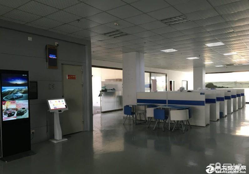 物业急租龙华大浪商业中心新出整层2100平米非常适合电子,仓库,物