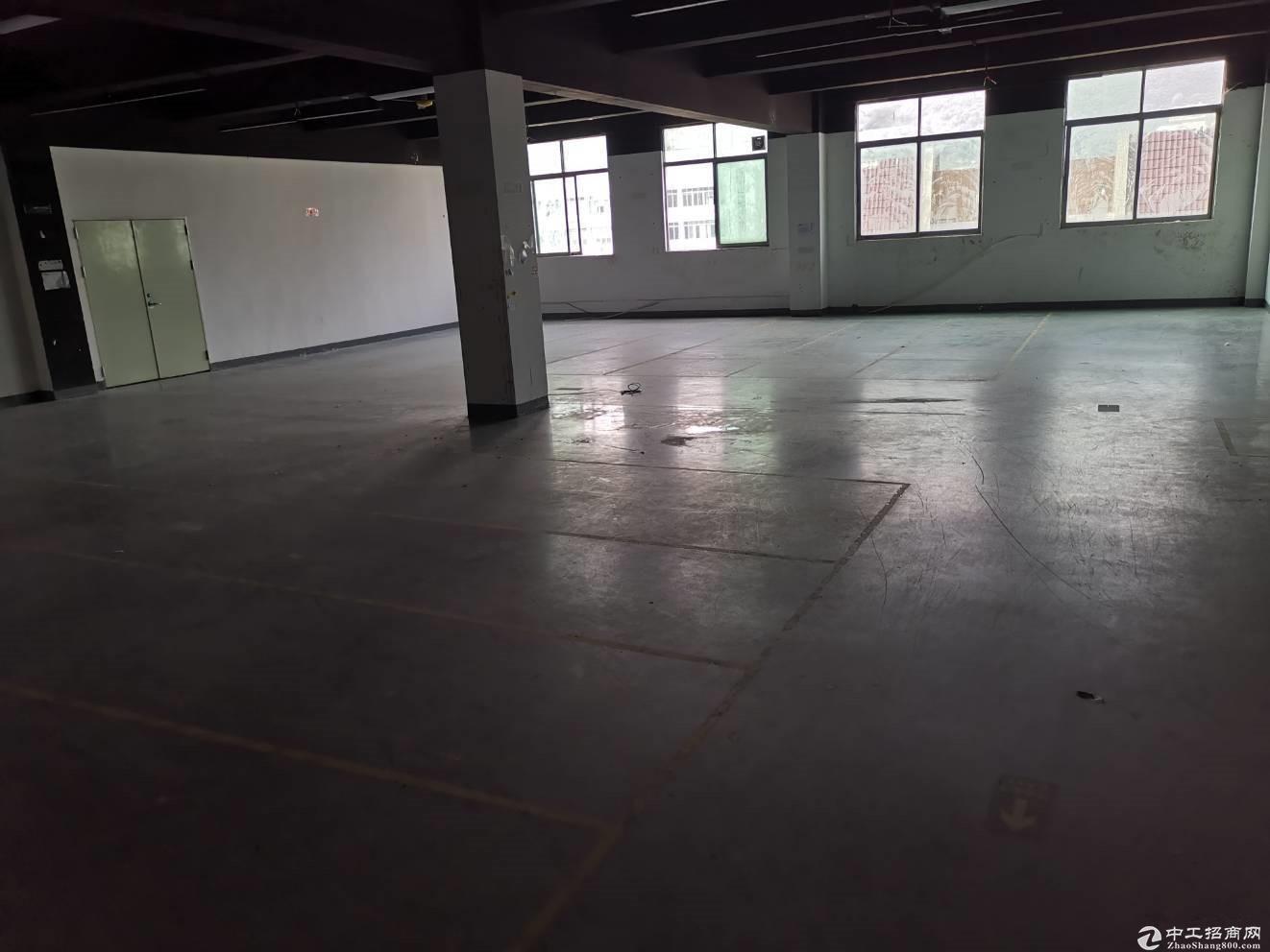 南山西丽地铁口现成仓库有货梯240平米厂房出租