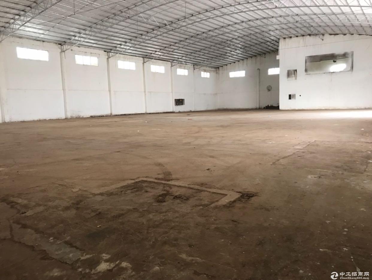 里水镇原房东出租带空地2000平方单一层滴水9米独院厂房2400平方-图2