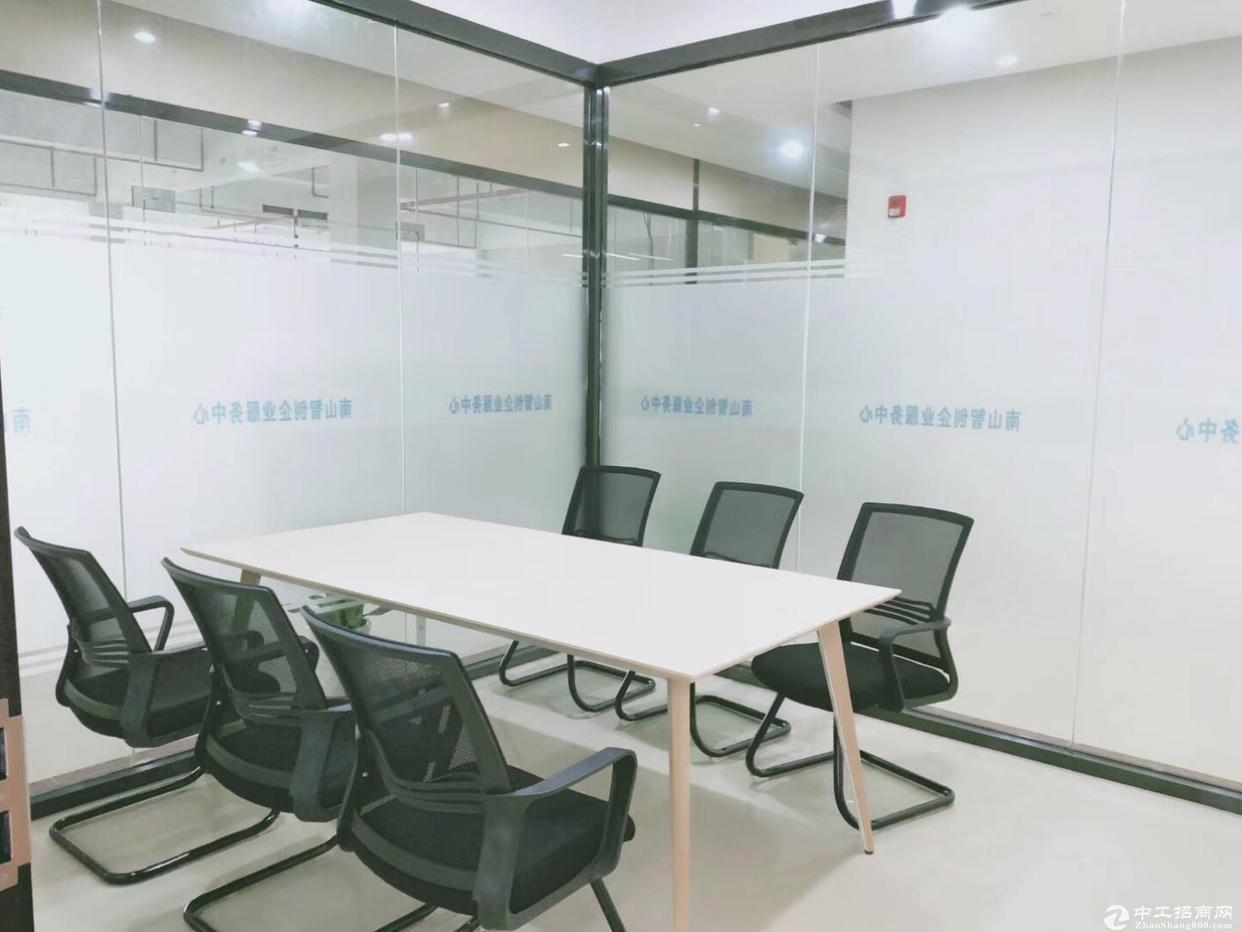 西丽茶光工业区340平米精装修不用转让费可做电商仓库办公