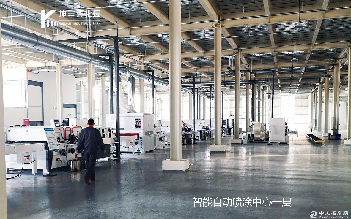 出租青白江弥牟镇旁新建物流园区标准仓库10000㎡|手续齐全
