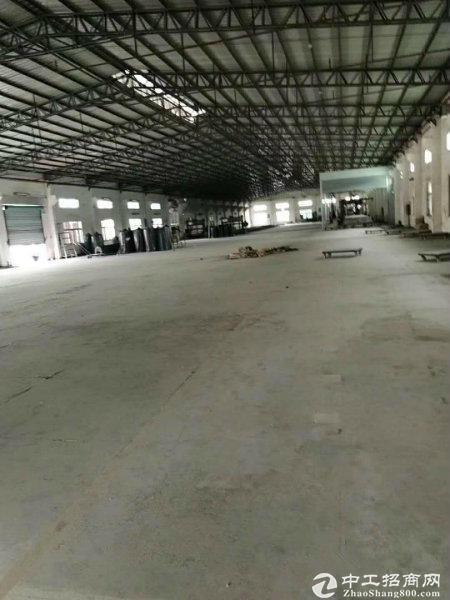 龙岗宝龙工业区原房东独栋钢构1800平出租非常适合五金 仓库