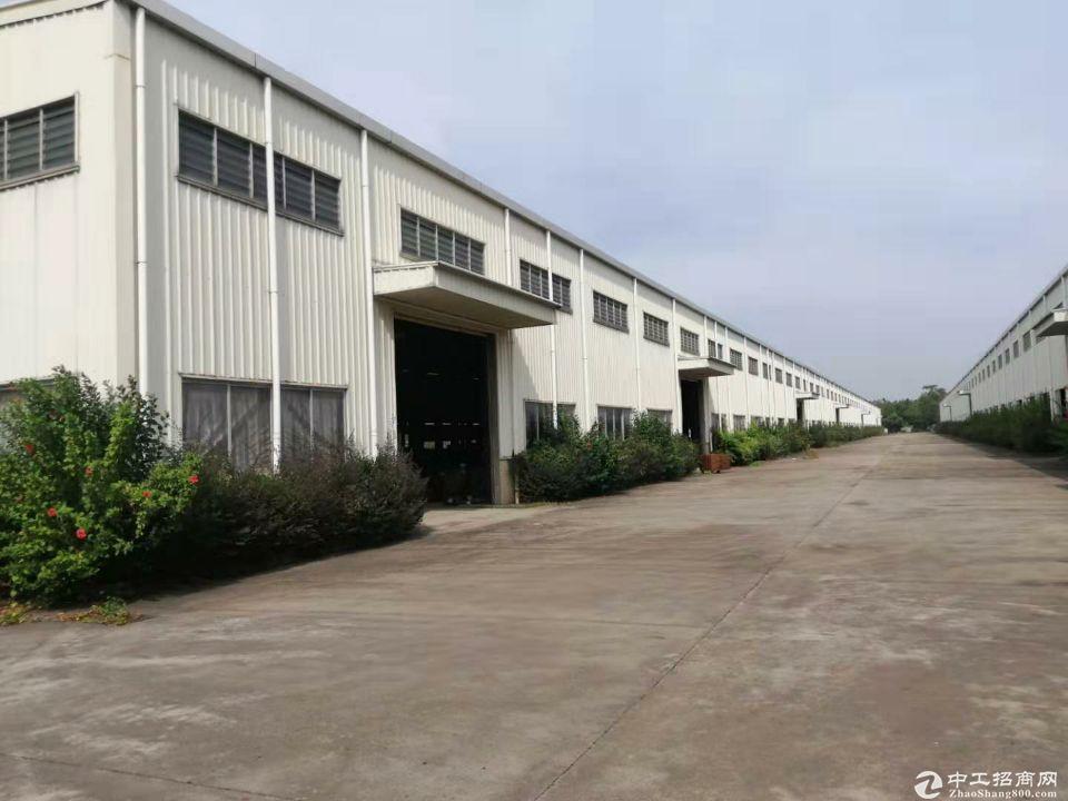 广州荔湾中心区国有双证独院厂房15000㎡出售高度10米