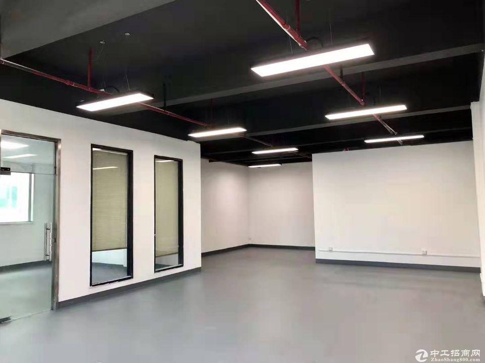 坂田红本iIOT产业区5000平厂房仓库出租精装修有大可分租