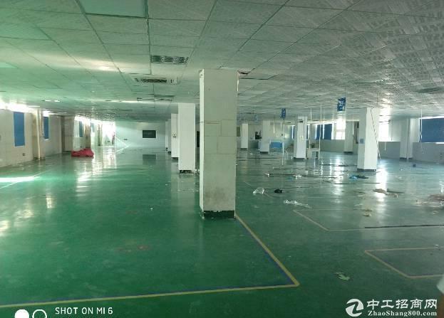厂房仓库出租1500平方带办公室装修可分租可办环评