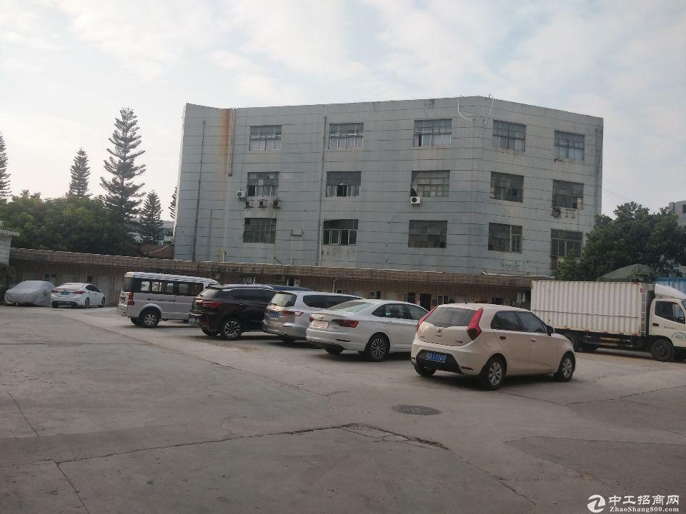 深圳宝安红本独院厂房18000平出售