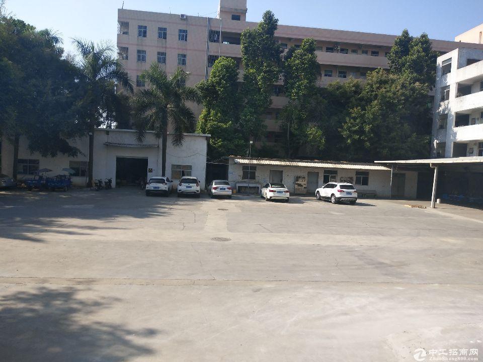深圳宝安红本独院厂房18000平米出售