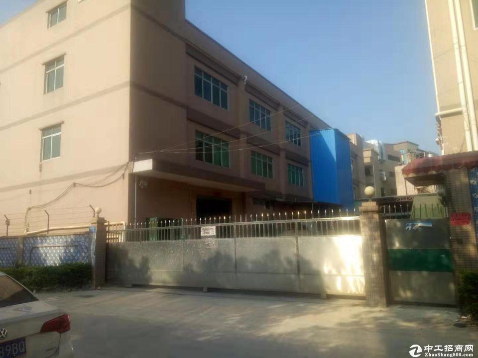 深圳市宝安石岩6500平独院厂房出售