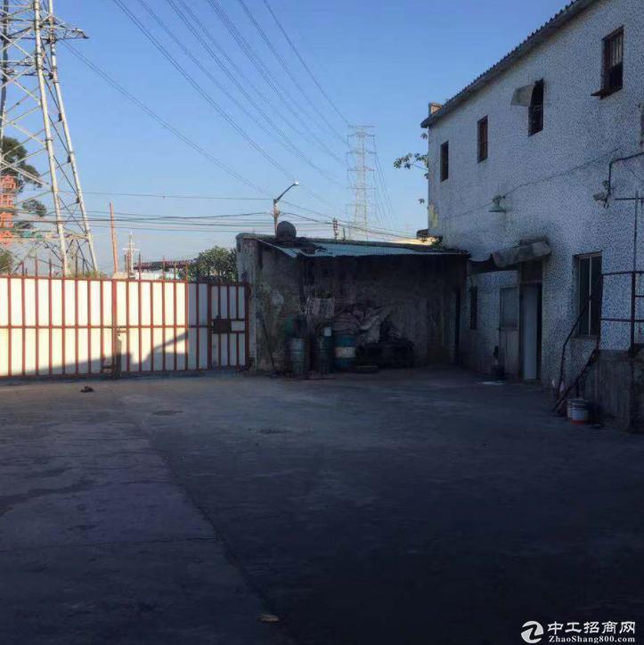 狮岭独院厂房分租500方车间,用电100千瓦,可配宿舍办公