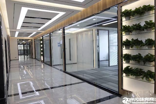 南山西丽云谷产业园精装楼上320平米低价招租