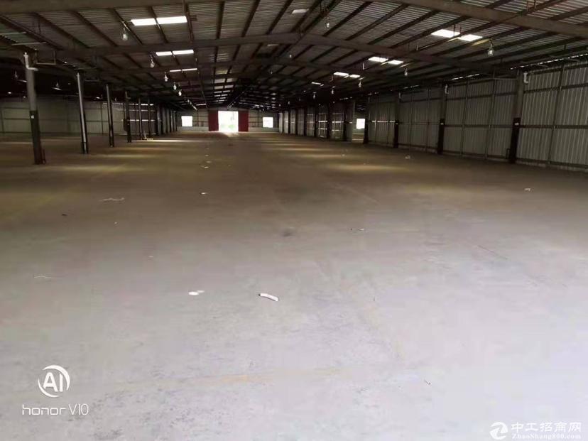 深圳市物流仓13000平出租,有卸货平台,有消防喷淋,13元