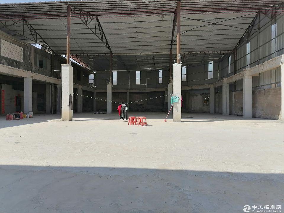 天河区龙洞新出单一层仓库1500平,可做废品回收