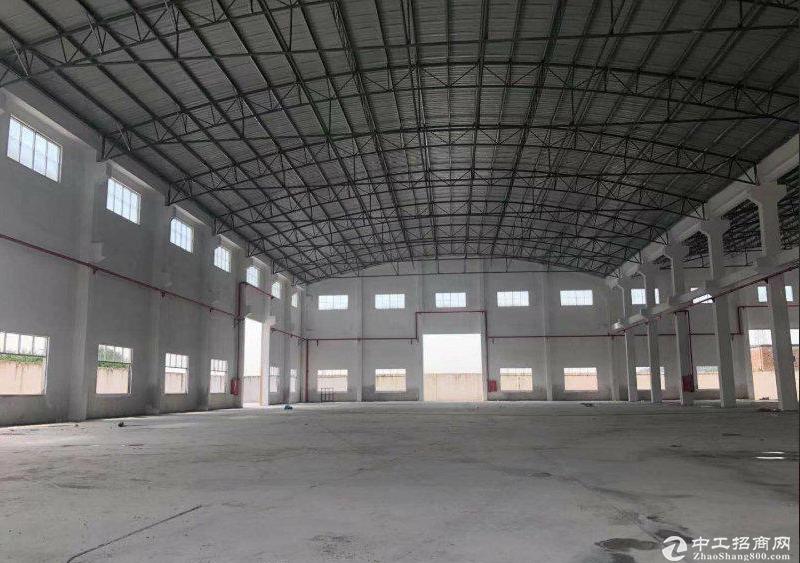 带证单层厂房2000方可贷款可重建业主诚意出售