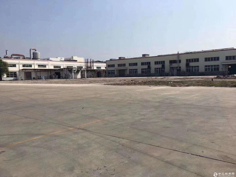 深圳平湖仓库单一层20000平超大空10000平方空地免费送