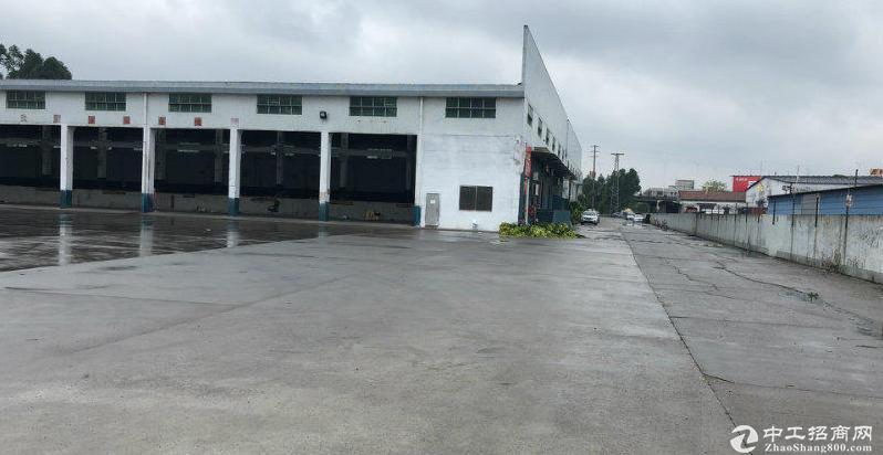 工业园区内2000仓库招租,带现成卸货平台