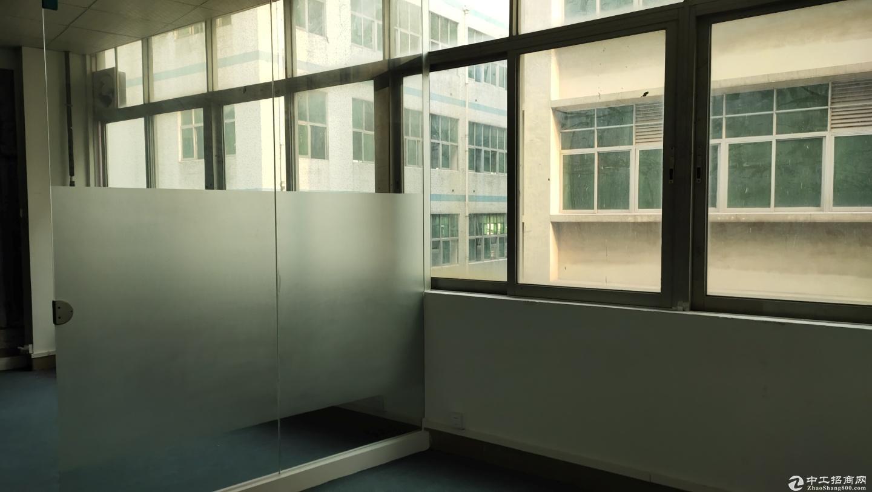 茶光地铁口 精装办公室仓库 150平至1500平可分