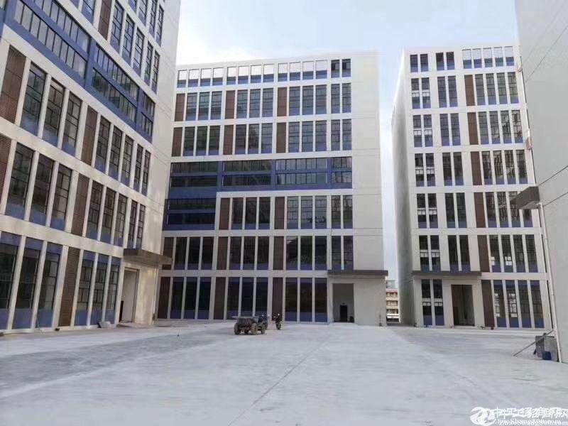 深圳布吉占地120000国有土地及花园式红本厂房出售