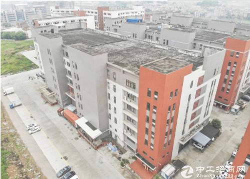 8成深圳企业落户韶关工业城楼层承重1.2吨 首付三成
