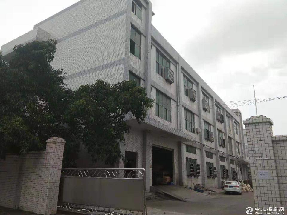 清平高速附近新出红本独院村委厂房