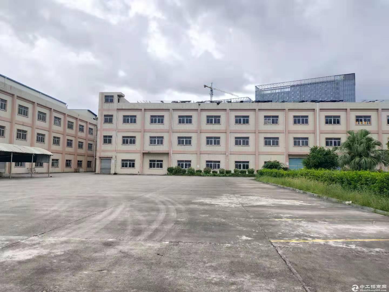 江门古井镇占地131亩建筑28197m²国有双证厂房出售图片3