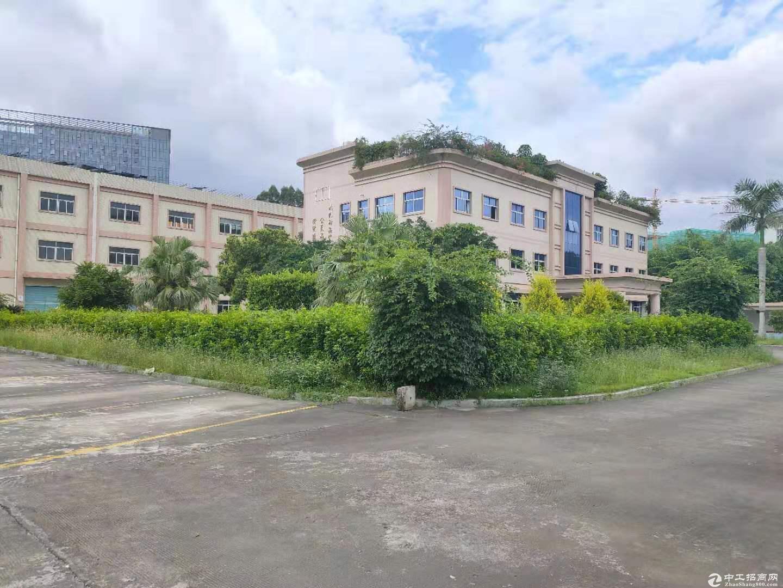江门古井镇占地131亩建筑28197m²国有双证厂房出售图片4