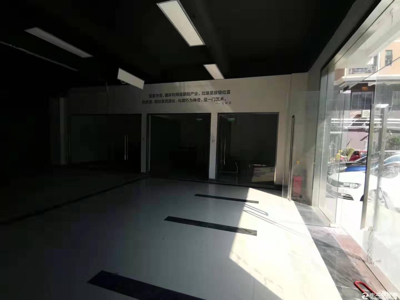 西丽地铁口一楼带装修500平标准厂房出租
