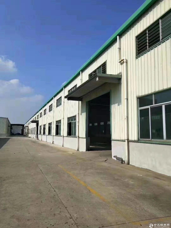 佛山市高明区三洲工业区钢结构厂房仓库2500平方出租