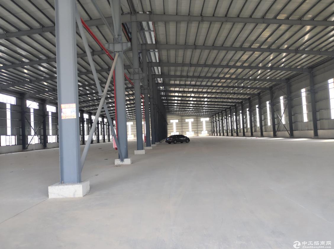 高明区荷城街道工业区独院钢结构滴水高10米单层厂房仓库出租