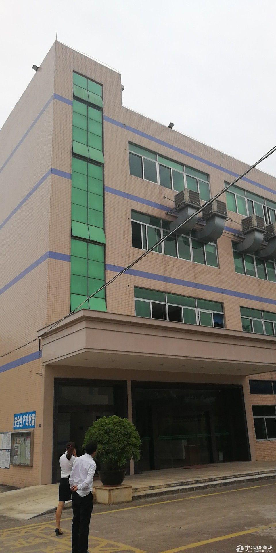 坪山6600平方标准厂房出售 位置好交通好