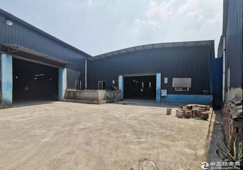 九龙坡含谷厂房仓库2300平米出租
