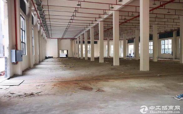 西彭工业园丙类消防厂房出租,空高8米