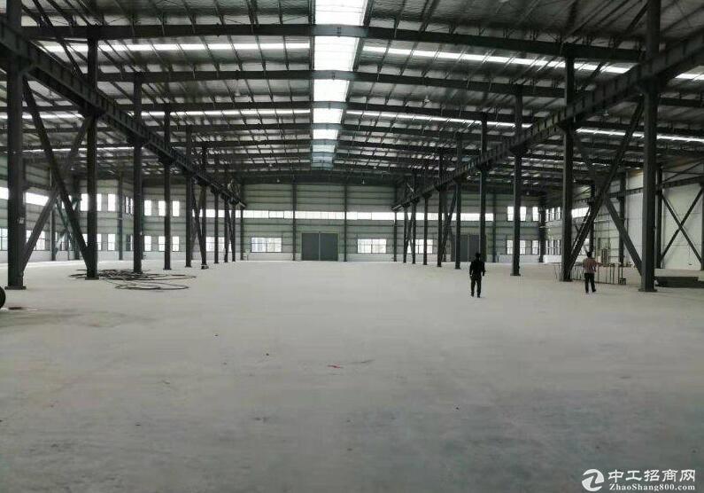 九龙坡西彭镇独栋单层钢架结构厂房出租
