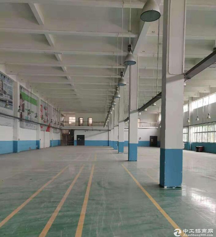 井口工业园 2600平米 标准厂房出租
