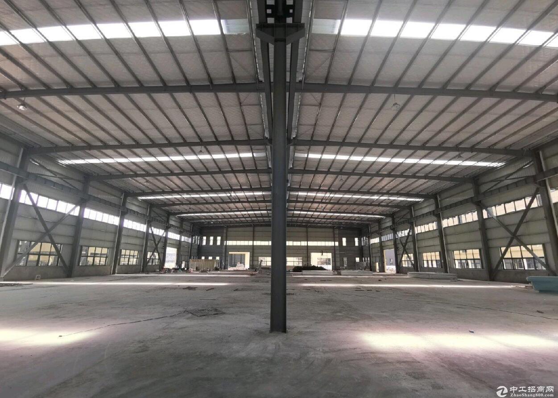 20000方钢结构厂房自用生产车间对外出租