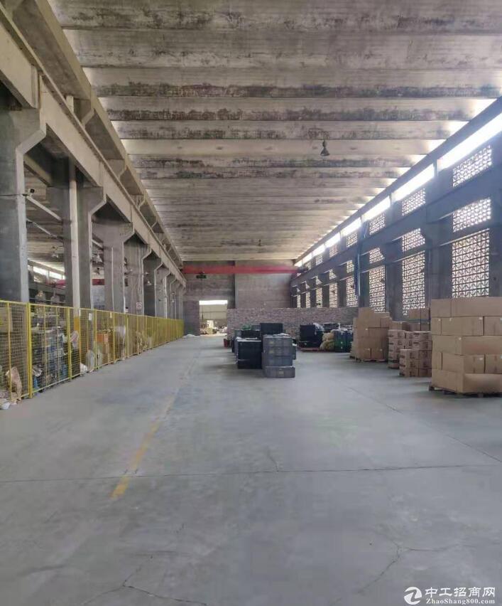 沙坪坝区 井口工业园 厂房3300平米 带行车 出租